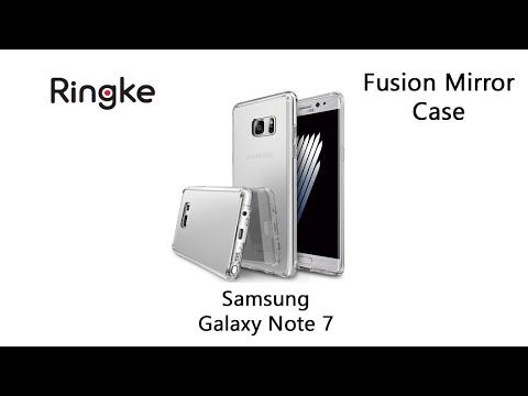 san francisco bfcc9 55b7b Galaxy Note 7 Ringke Fusion Mirror Case