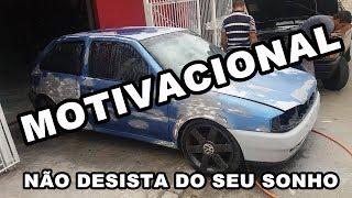 GOL BOLA 95- MOTIVAÇÃO -REFORMA TOTAL - INSCREVA-SE thumbnail