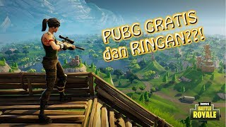 GRATIS !! Cara Download Game Battle Royale Fortnite - FortNite Indonesia