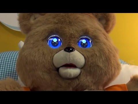 New Teddy Ruxpin Dolls TERRIFY THE WORLD   What's Trending Now
