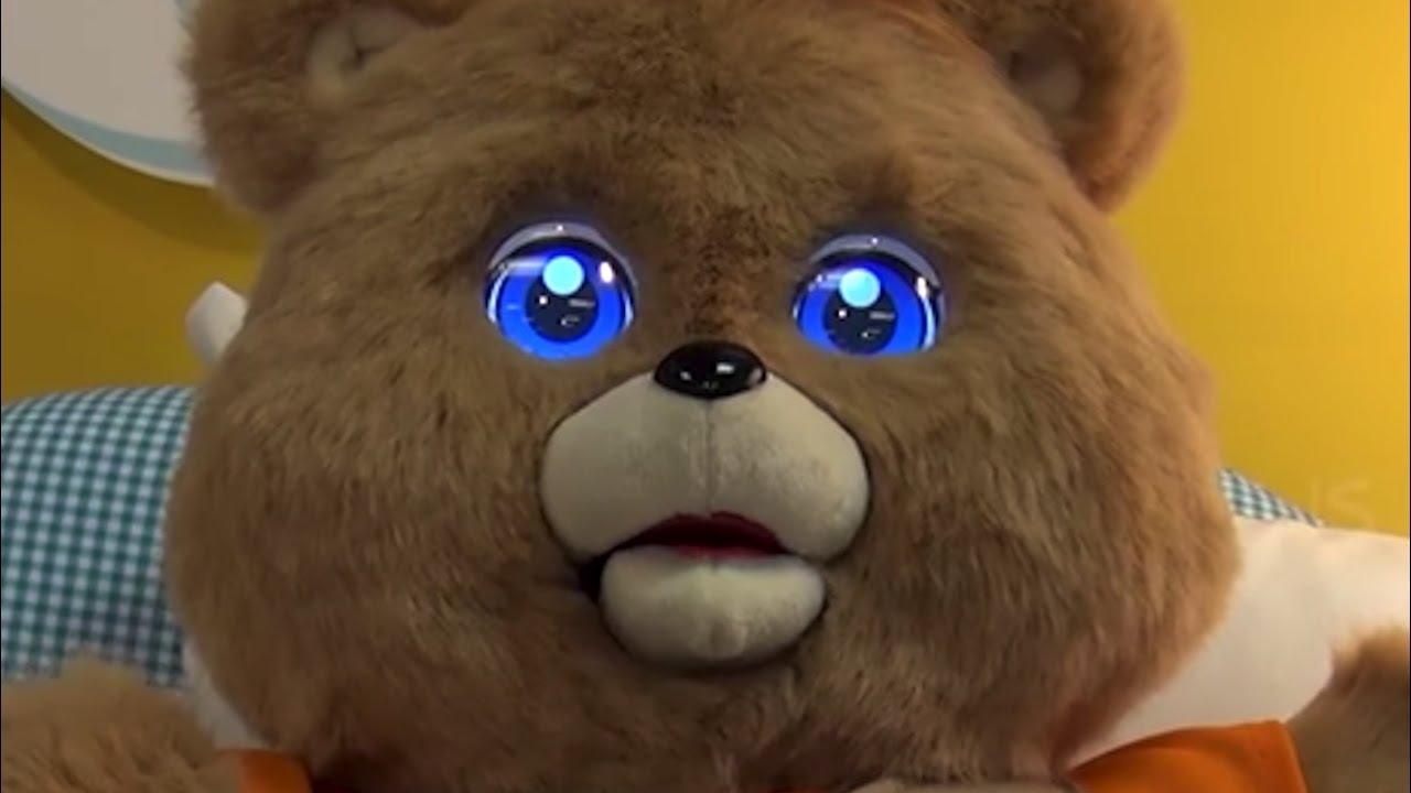 new teddy ruxpin dolls terrify the world what s trending now