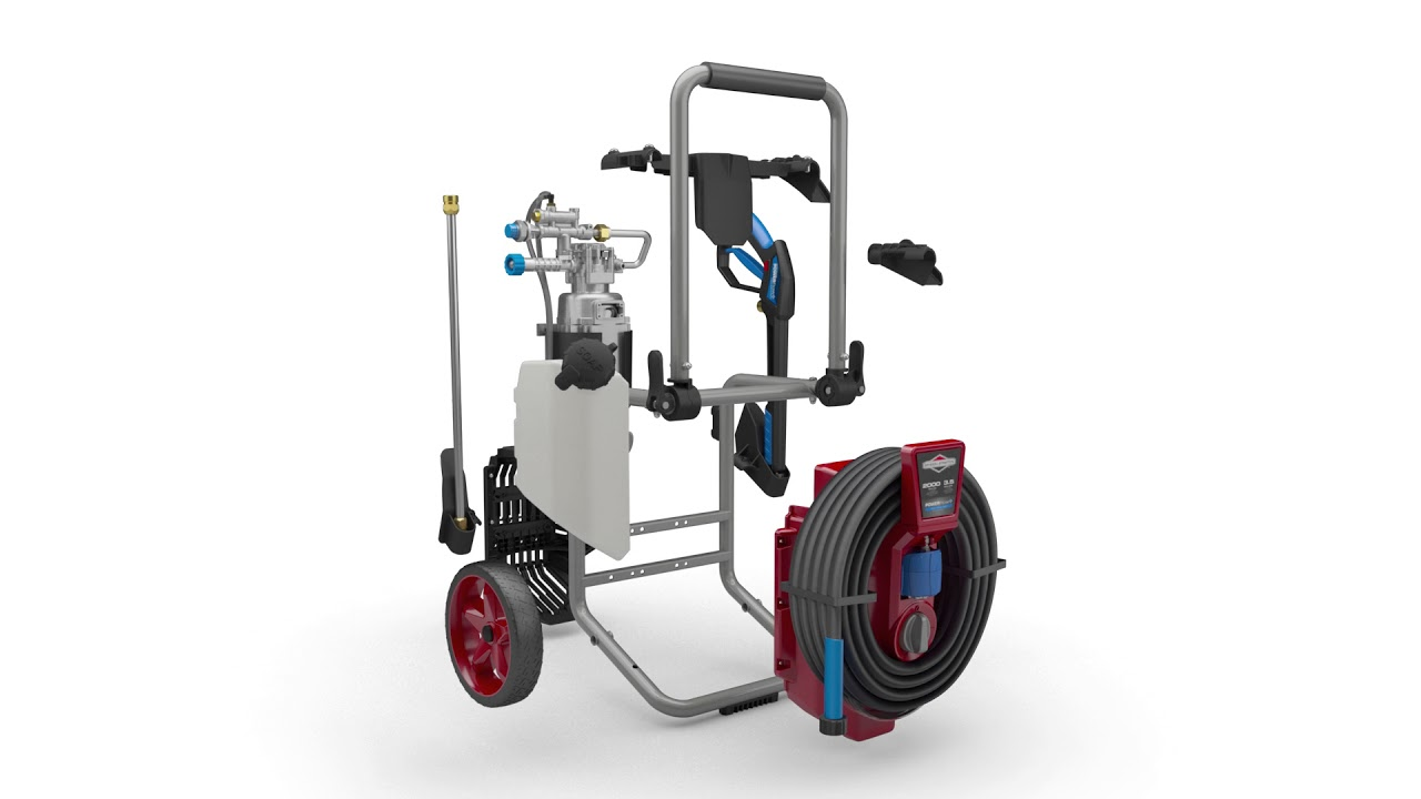 De Walt 4200 Psi Pressure Washer Together With Chicago Electric Power