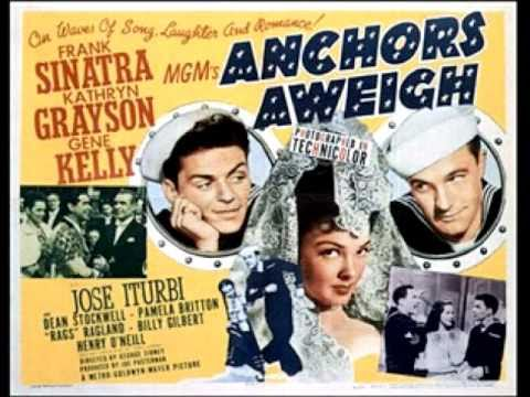 On The Town (Movie) - Kathryn Grayson / All Of A Sudden My Heart Sings