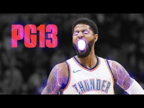 Paul George playing MVP-caliber basketball in his second season with OKC | NBA Mixtape