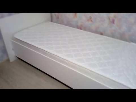 Как самому сделать кровать из лдсп