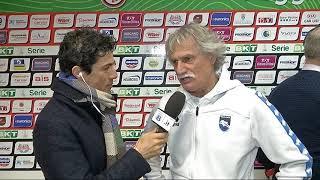 Foggia - Pescara 1-1, Pillon: