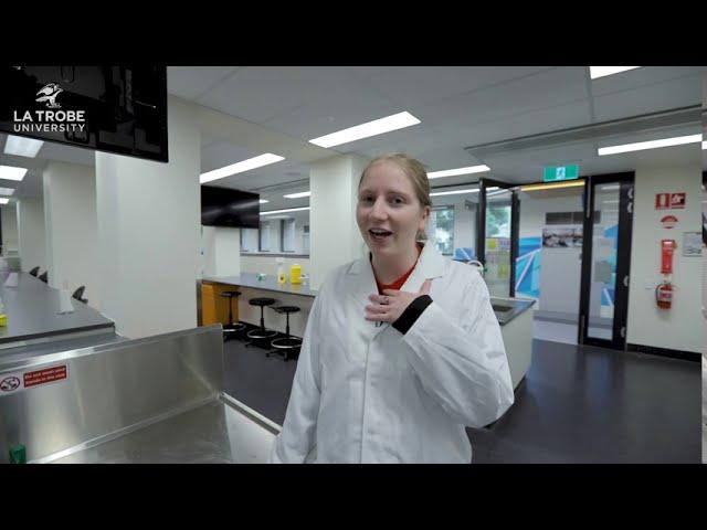Melbourne campus tour - Science Tour
