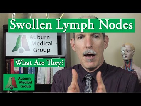 Swollen Lymph Nodes | Auburn Medical Group