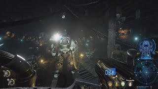 Commentary - New Spacehulk: Deathwing footage!