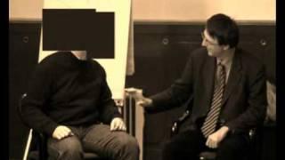 Intensa reazione durante una seduta ipnotica
