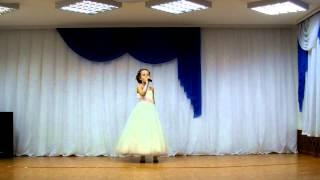 Братчикова Ангелина. 2-е конкурсное выступление.
