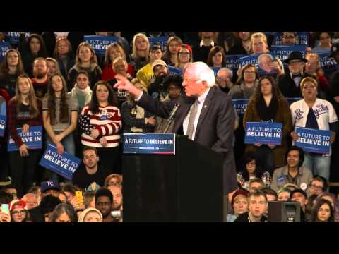 Stop Beating Up on the Poor and Helpless | Bernie Sanders