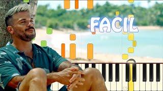 Pedro Capó, Farruko - Calma (Remix) - Piano - Facil - Lento - Synthesia