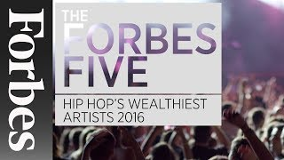 5 Richest Hip-Hop Artists Worth $2.2B Combined | Forbes