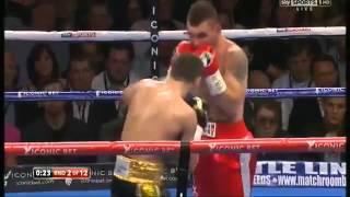 Scott Quigg vs Stephane Jamoye WBA Super bantamweight title 13 09 2014