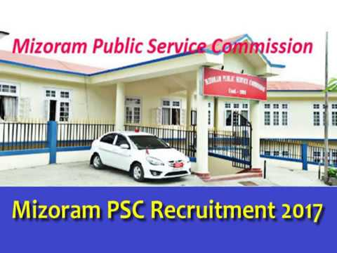 Mizoram PSC Recruitment 2017 | Mizoram PSC Primary School Teacher Syllabus  2017