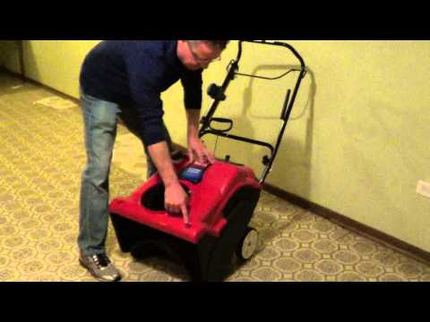 How to Change the Spark Plug on a Toro Power Clear Snowblower