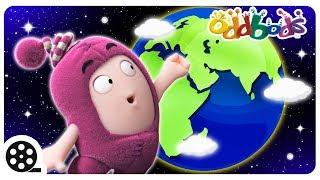 Oddbods - AROUND THE WORLD | Funny Cartoons For Kids | The Oddbods Show