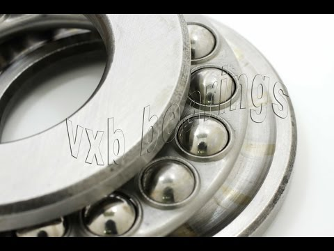 51118 Single Thrust Ball Bearing 90x120x22mm