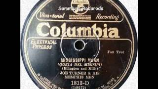 Mississippi Moan   Joe Turner = Duke Ellington