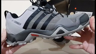 Unboxing ADIDAS TERREX AX2R LOW OUTDOOR BEST BUDGET HIKING SHOES (100% ORIGINAL ASLI) NO FAKE !