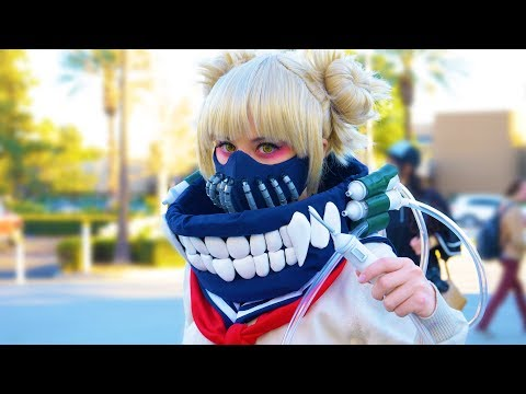 Anime Los Angeles 2018 Cosplay Music Video Part 1 - WATCH IN 4K