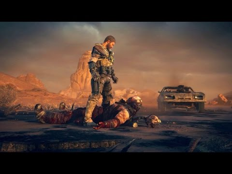 Mad Max - Ending / Final Mission - Paint My Name In Blood