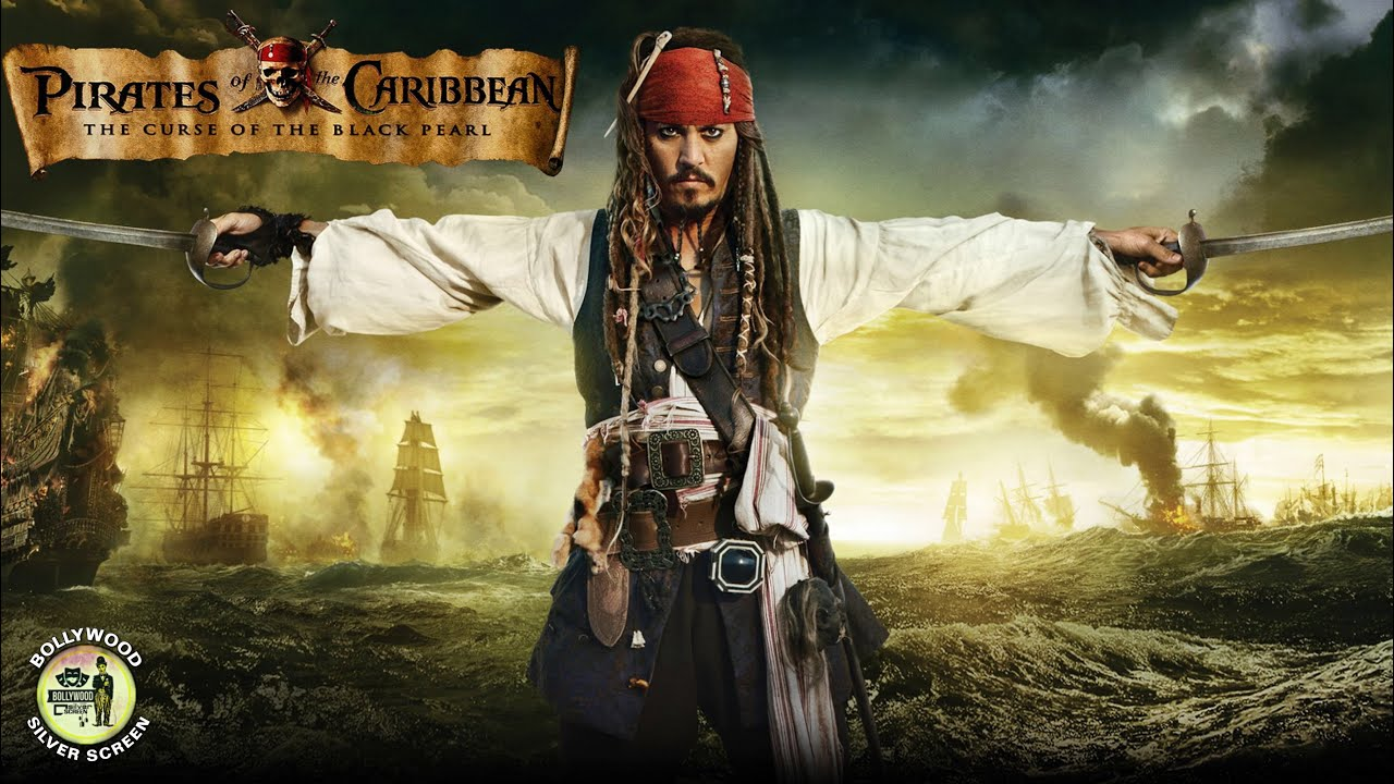 Download Pirates Of The Caribbean ( 2003 / First Part )  Curse Of Black Pearl Full Movie Explained