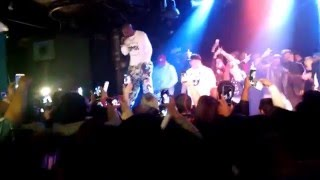 dmx ruff ryders anthem live at toad s place new haven ct 3 3 2016