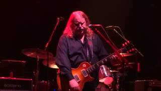 Child Of The Earth - Gov't Mule December 31, 2016 Mule Years Eve