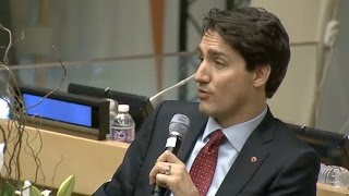 """Trudeau receives award from """"gender equity"""" group - exposes his utter hypocrisy"""