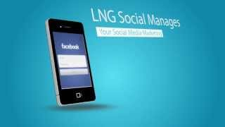 Social Media Packages | The LNG Company