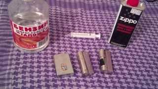 Сравнение бензина zippo и галоша, и зажигалок ZIPPO и IMCO TRIPLEX SUPER модель 6700(В данном видео я рассказываю о результатах сравнения бензина zippo и