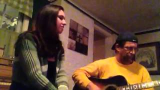 Brand New Me- Alicia Keys - Acoustic Cover