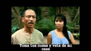 EL FUA : JEAN CLAUDE VAN DAMME DERRIBA UN ARBOL