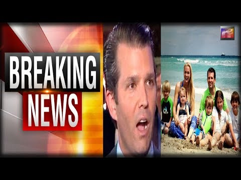 BREAKING: Devastating News About Trump Jr And His Family – Supporters In Total Disbelief