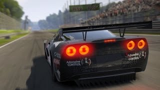 Need For Speed: Shift 2 Unleashed - Chevrolet Corvette C6.R GT1 - Test Drive Gameplay (HD) [1080p]