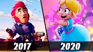 ALL BRAWL STARS ANIMATION FROM SUPERCELL 2017 - 2020