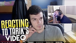 REACTING TO TARIK