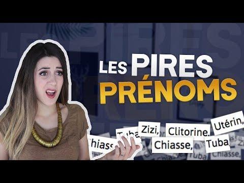 Les Pires Prénoms | DENYZEE