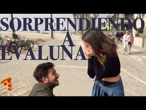 SORPRENDIENDO A EVALUNA - Camilo y Evaluna