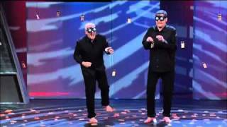 Colin & Brad: Two Man Group - CLIP 1