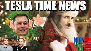 Tesla Time News - St. Nikola