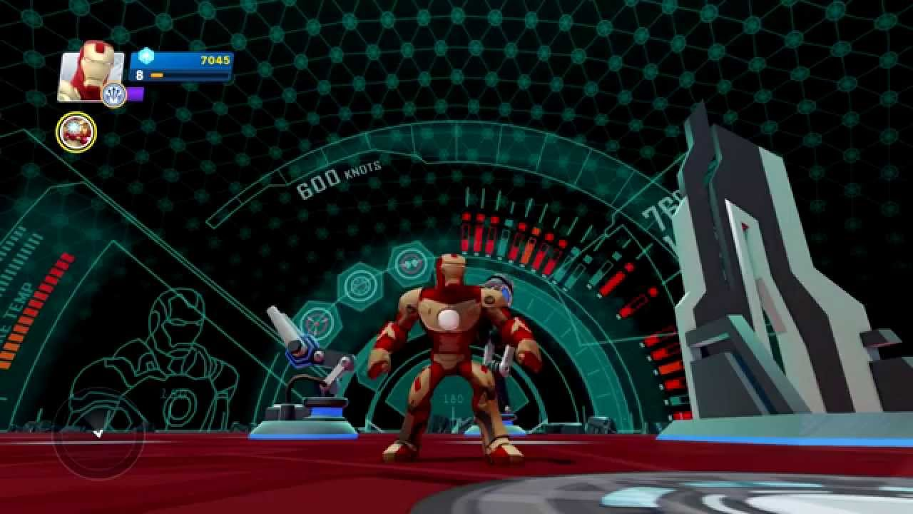 disney infinity 20 marvel superheroes ironman mark 42