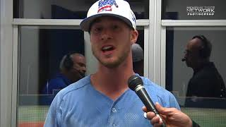 Memphis Baseball: Tigers Outlast Belmont - Taylor Bobo Postgame
