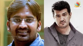 Comedy Actor Karunakaran in the place of Santhanam in Ajith's next