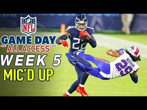 NFL Week 5 Mic'd Up!