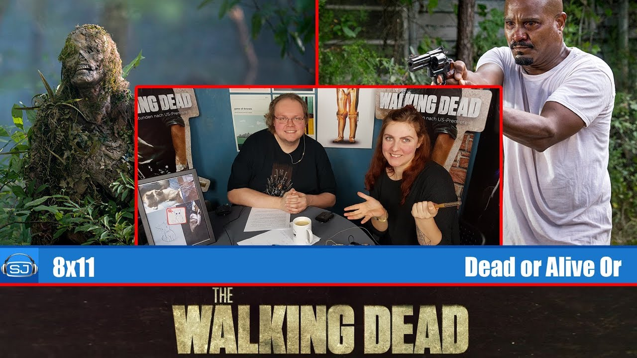 the walking dead 8x11 dead or alive or serienjunkies podcast youtube. Black Bedroom Furniture Sets. Home Design Ideas
