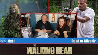 The Walking Dead 8x11 Dead or Alive Or | Serienjunkies-Podcast