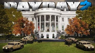 PAYDAY 2 - The White House + THE END Video (Spoiler warning!)